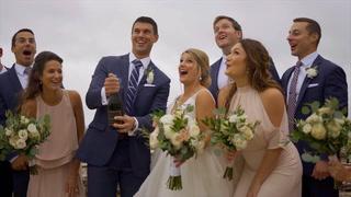 Ellie + Kyle | Hermann, Missouri | Hermann Hill Weddings