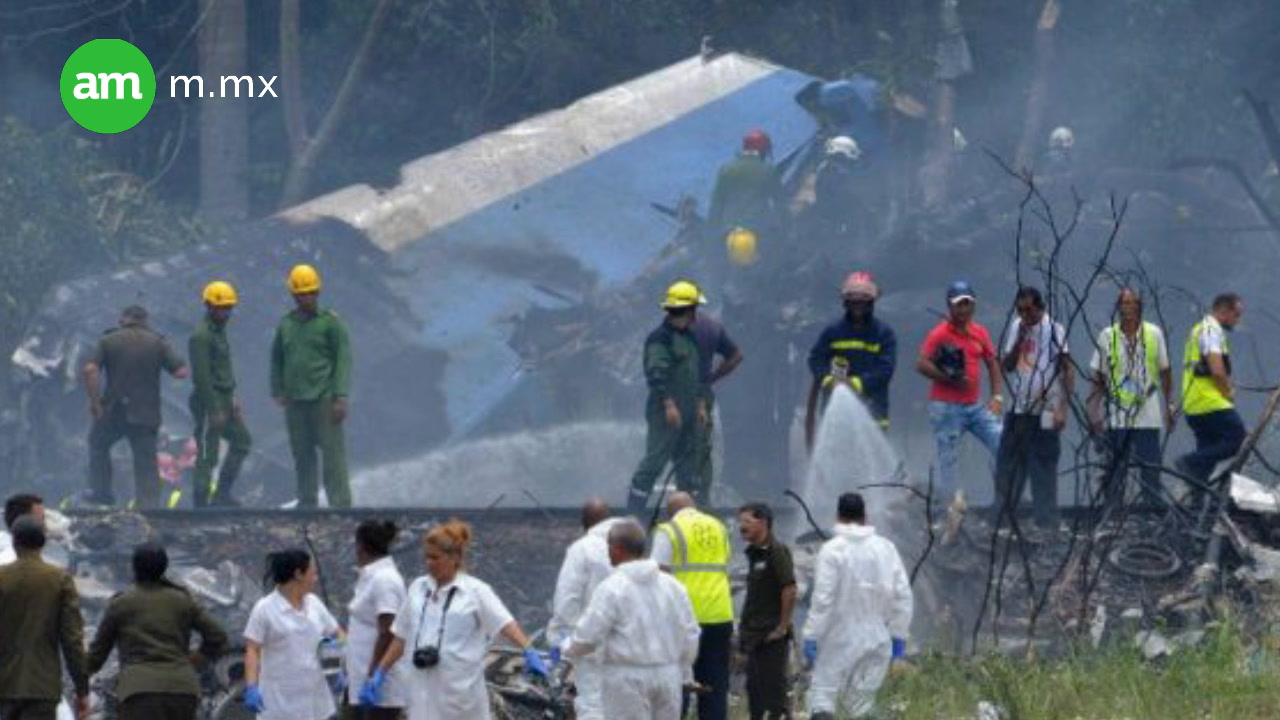Video: Enluta avionazo a México