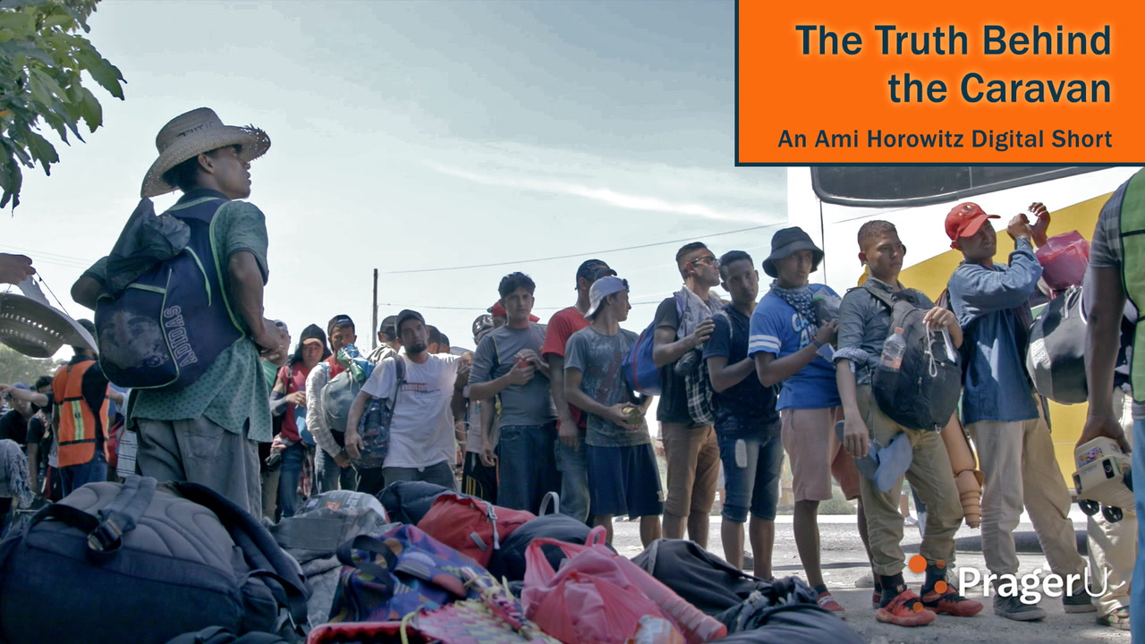Ami Horowitz: The Truth Behind the Caravan