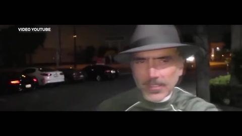 Alejandro Fernández agrede a paparazzis