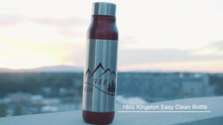 16oz Kingston Easy Clean Bottle
