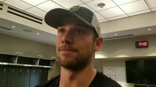 Golden Knights defenseman Shea Theodore on preseason