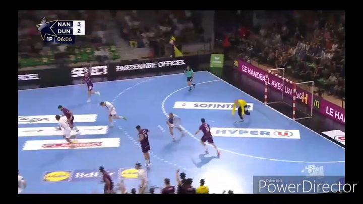 Así juega Emil Nielsen, próximo portero del Barça de balonmano