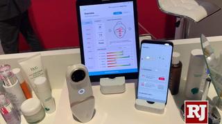 CES 2019: Lululab AI skin care assistant