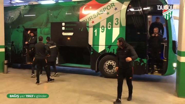 Bursaspor vs Adana Demirspor Maçının Perde Arkası