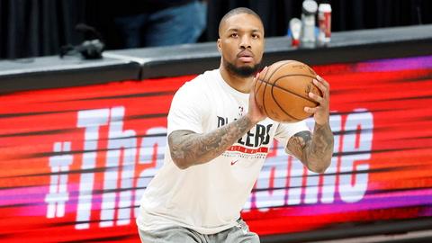 Do Knicks have best shot to trade for Damian Lillard?