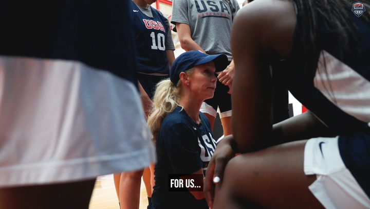 Sights & Sounds: U.S. Pan American Games Women's Team