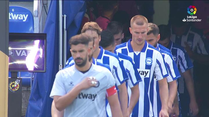 LaLiga (J1): Resumen y gol del Alavés 0-1 Betis
