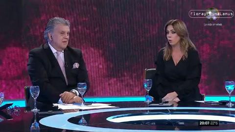 Echarri chocó al ex de Nancy al salir del casamiento de Dalma