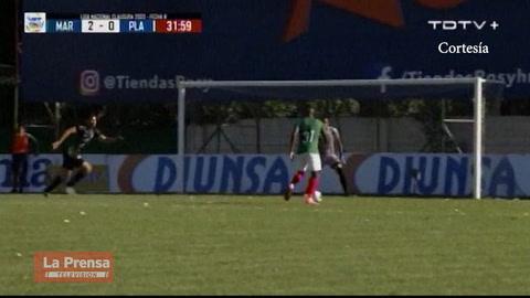 Marathón 5-2 Platense (Liga Nacional de Honduras)