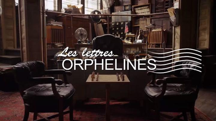 Replay Lettres orphelines -S1-Ep7- Samedi 08 Mai 2021