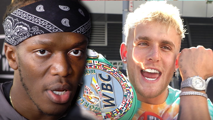 KSI Congratulates Jake Paul After Mocking His Fight Against Nate Robinson
