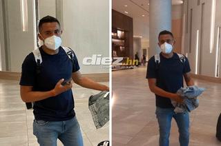Roger Rojas se integra a la selección de Honduras en Phoenix: