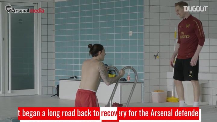 Héctor Bellerín's Arsenal comeback