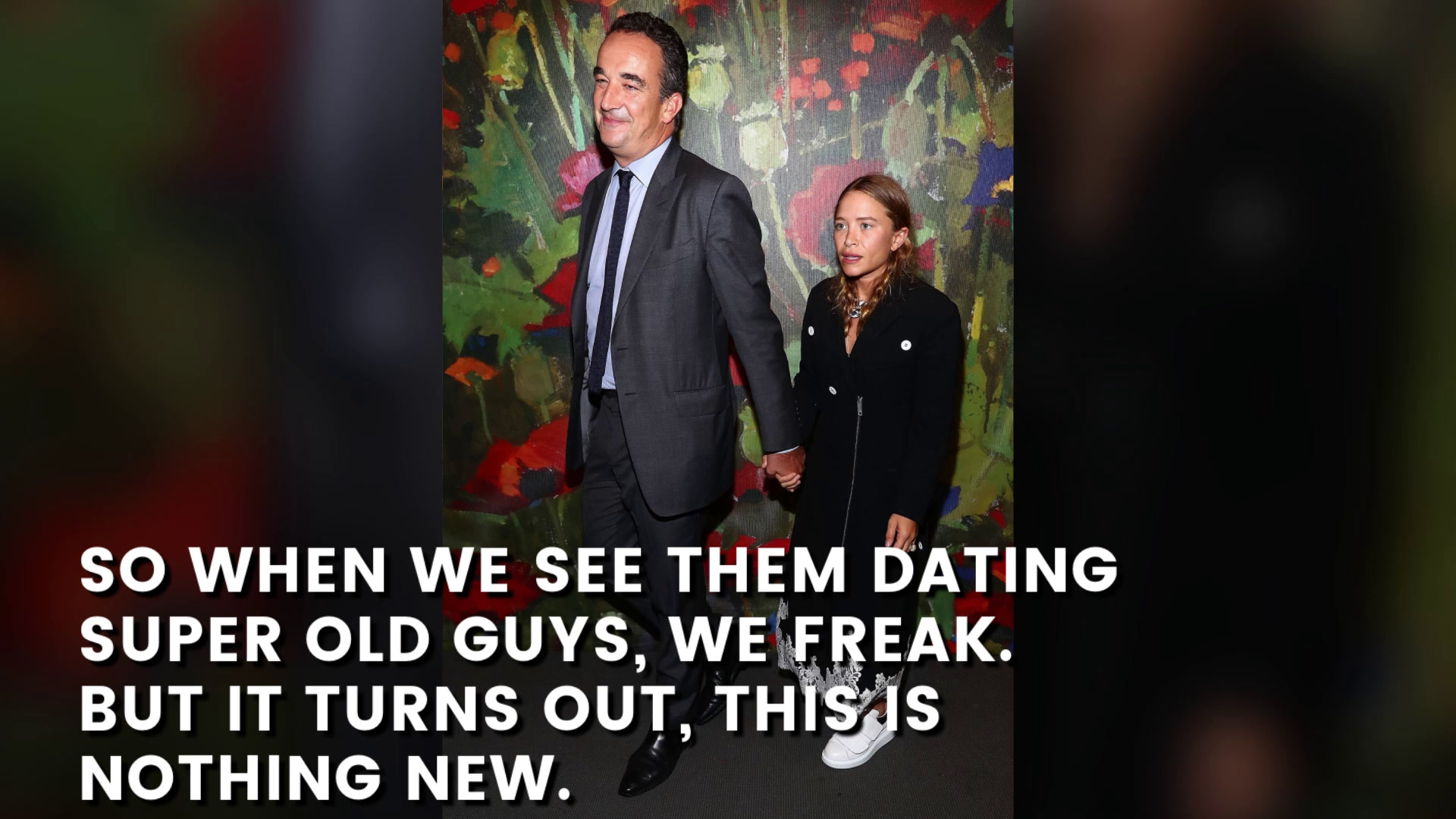 dating old guys