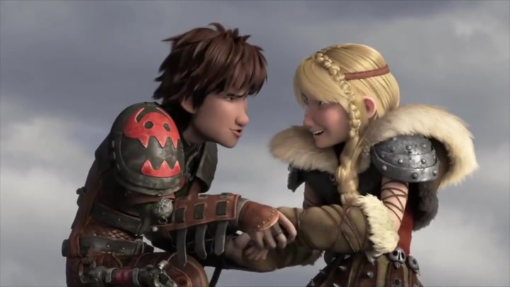 The Story of Astrid and Hiccup