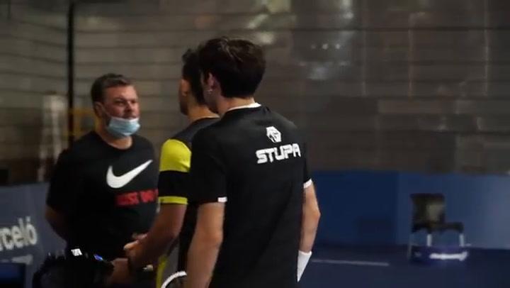 Resumen Octavos Masculinos (Turno 1) Vuelve a Madrid Open