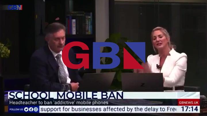 Who said it: GB News or Fox News?