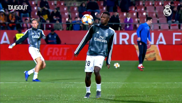 The best of Vinicius Jr with Real Madrid