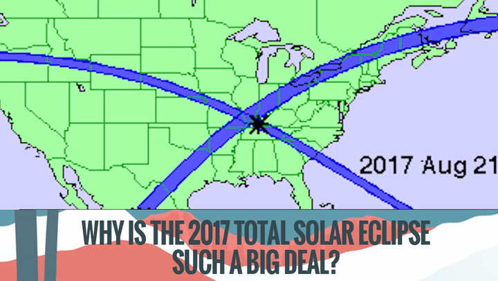 Of The Best Places To See The Total Solar Eclipse Of - Us total eclipse 2017 map