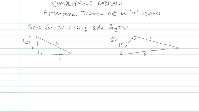 Simplifying Radical Expressions - Problem 3