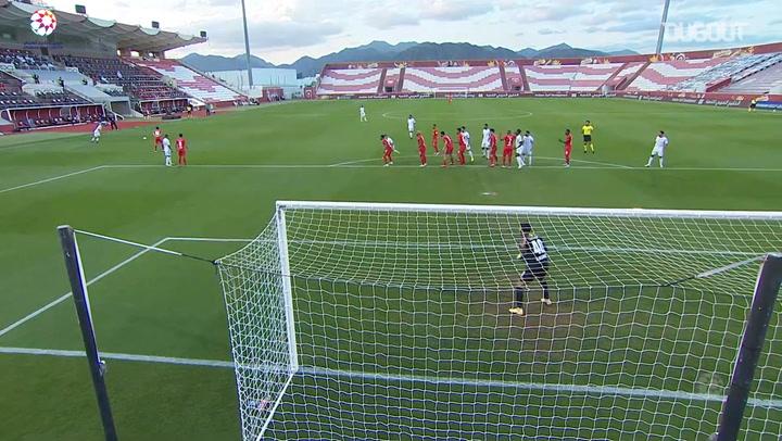 Highlights: Fujairah 1-2 Khorfakkan