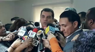 Elvin Santos tras elección de nueva bancada del Partido Liberal