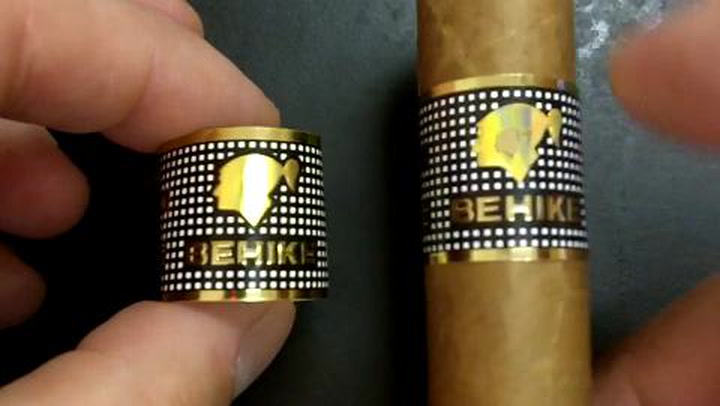 Real Vs. Fake: Cohiba Behike Part III