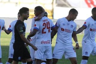 ¡De laboratorio! Chama Córdoba anota bonito gol al Honduras Progreso en sociedad con Jerry Bengtson