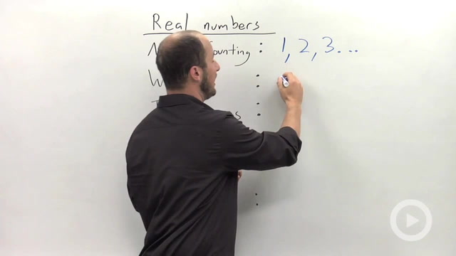 Introduction to Real Numbers