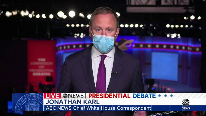 ABC's Jon Karl: Biden Had His Best Debate in 2020 -- He Was 'Feistier and Focused'