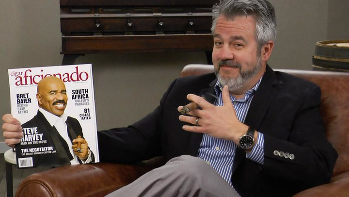 How We Pick Who Goes on the Cigar Aficionado Cover