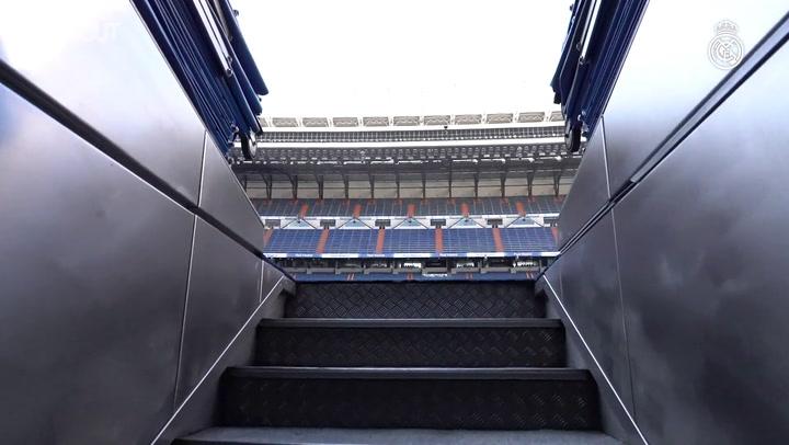 Tras las Cámaras: La final de la Copa Libertadores en el Santiago Bernabéu