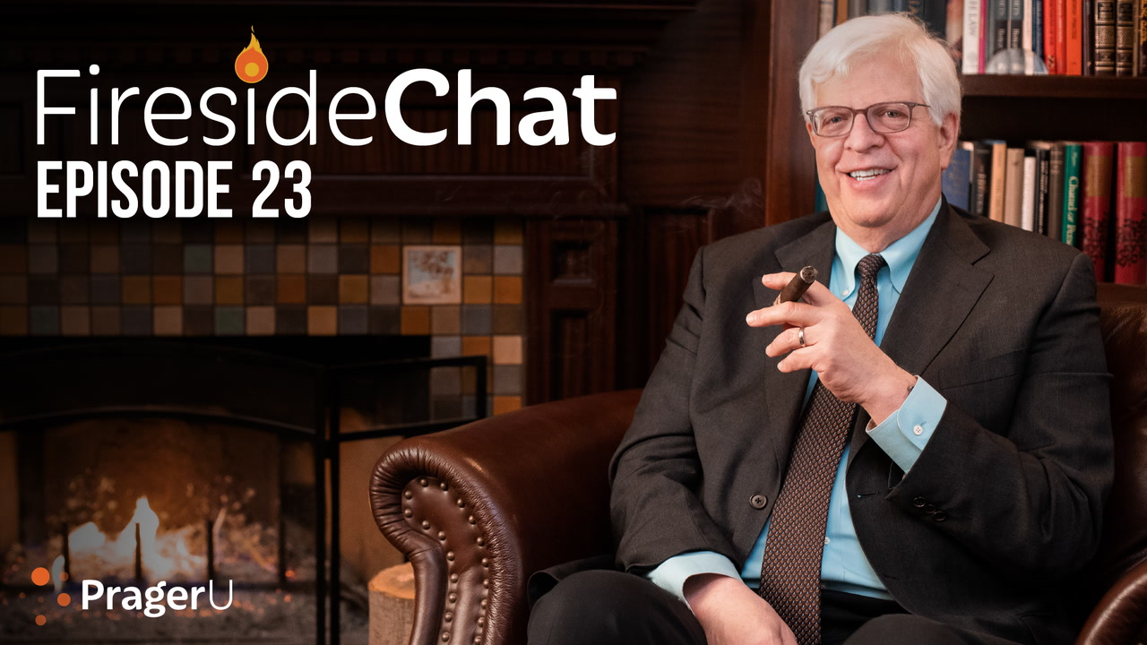 Fireside Chat Ep. 23 - Faith in God, Hillary's New Book, Advice to Teenage Boys