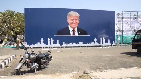 Trump anuncia la venta de helicópteros por 3.000 millones de dólares a la India
