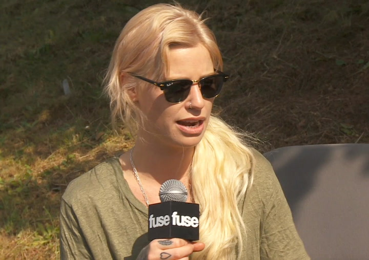 Festivals: Warped Tour: 2013: Gin Wigmore on the Challenges of Coming to America