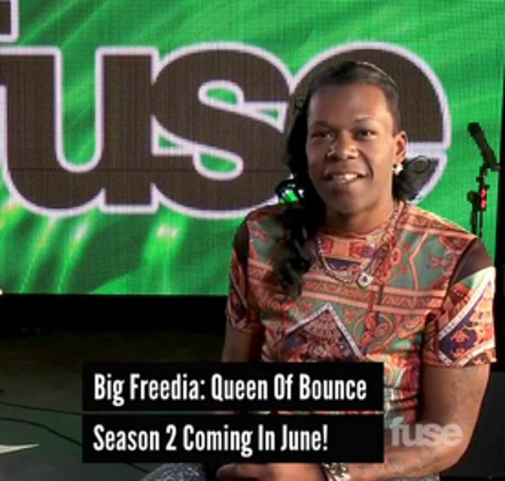 Big Freedia on Ass Instagrams + Beyonce & Lady Gaga Collab - SXSW 2014
