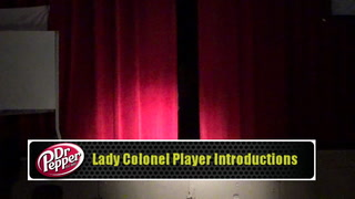 Meet the Colonels Girls' Basketball Introductions