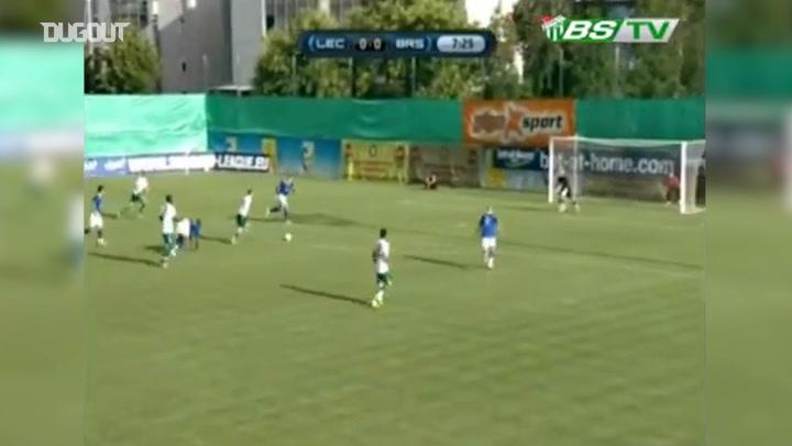 Bursaspor 0-0 Leicester City Maç Özeti