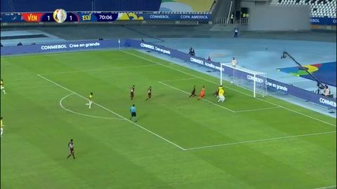 Ecuador 2-2 Venezuela (Copa América)