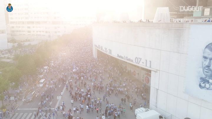 Stadiums: Estádio do Dragão