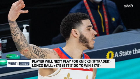 Ian Begley discusses the odds of possible Knicks trade options before the deadline