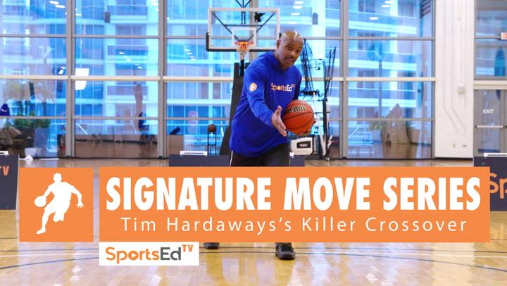 Signature Move Series: Tim Hardaway's Killer Crossover