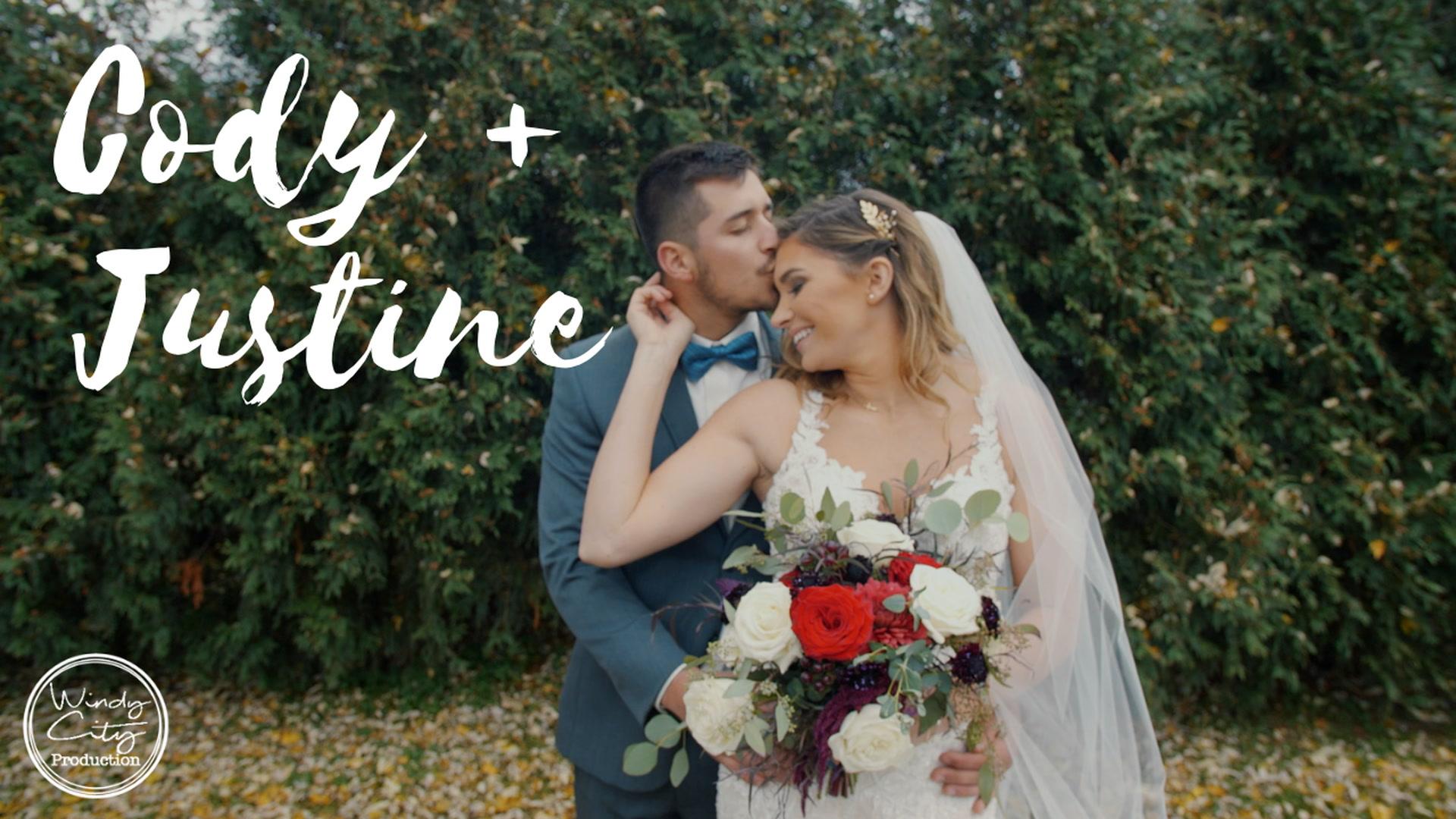 Justine + Cody | Maple Park, Illinois | Acquaviva Winery