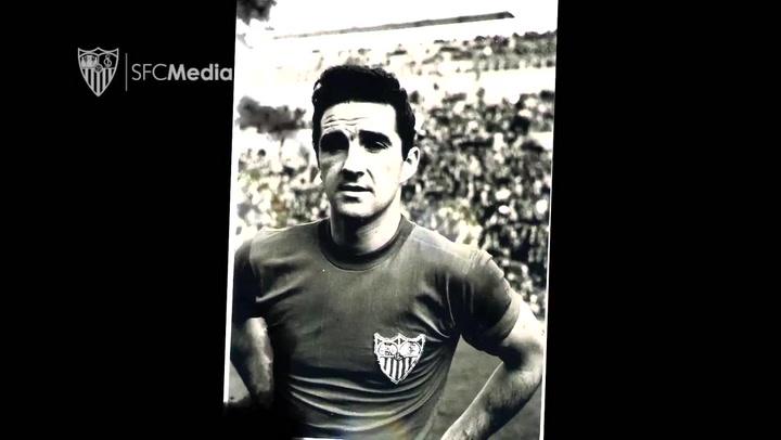 Fallece a los 89 años Marcelo Campanal, mítico defensa del Sevilla y de la selección española