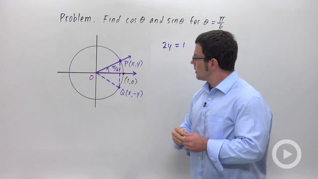 Evaluating Sine and Cosine at Special Acute Angles - Problem 2