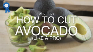 pinch tips: How to Cut Avocado (Like a Pro)