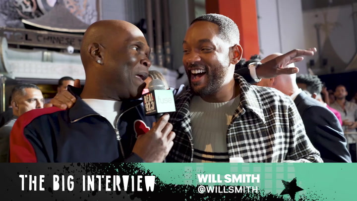 Will Smith & Martin Lawrence Talk the 25 Year Legacy of 'Bad Boys'