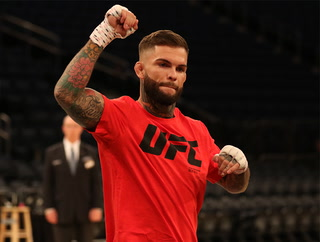 Garbrandt and Dillashaw UFC 217 open workouts