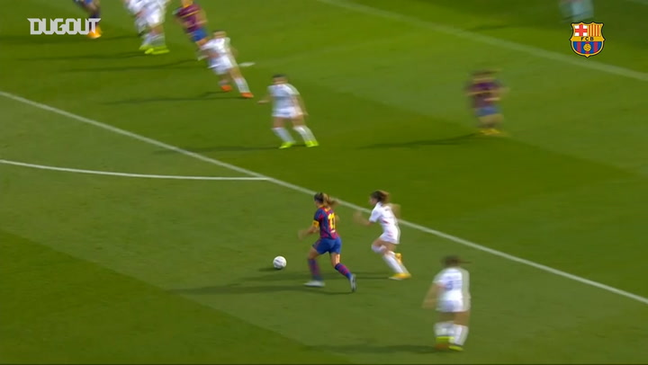 FC Barcelona Women 4-1 Real Madrid: The Clásico is blaugrana